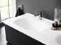 Vedum Underskab Flow 1500 Sort Ask inkl. Håndvask