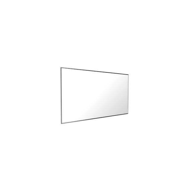 Vedum Spejl Flow med blank aluminiumram 1200