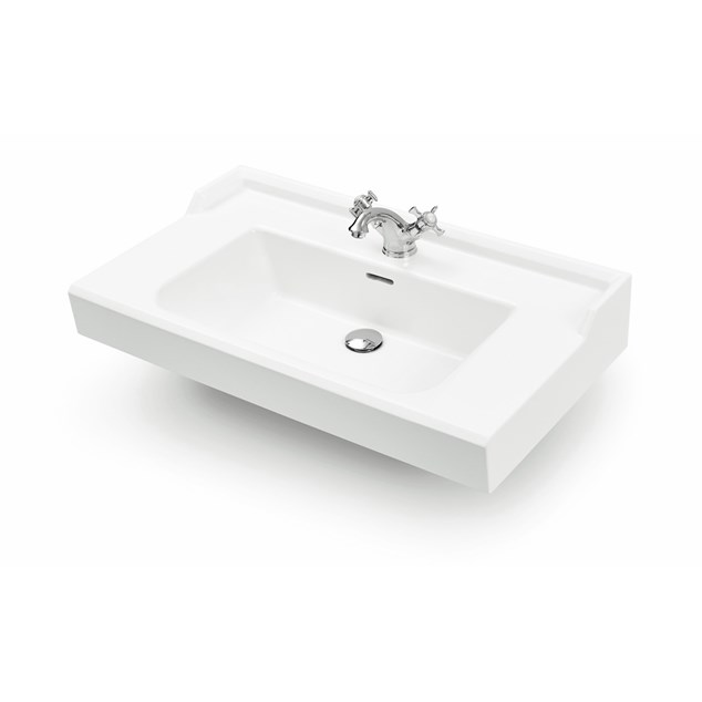 Svedbergs Håndvask Porcelæn Stil 80x45