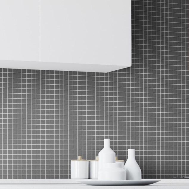Mosaik Terratinta Archgres Black 25x25 (300x300) mm