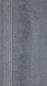Klinker Terratinta Archgres Mid Grey 300x600 mm Trappeflise