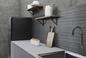 Arredo Klinker Bamboo Black Mosaic 300x300 mm Brick