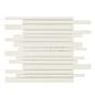 Arredo Klinker Bamboo White Mosaic 15x300 mm Brick