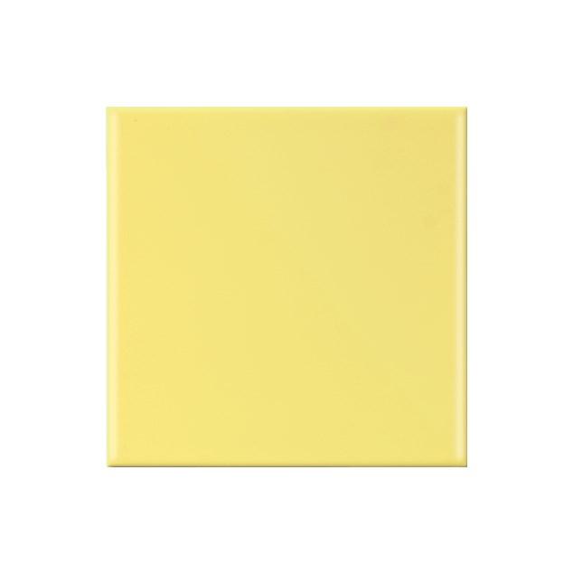 Arredo Vægflise Color Amarillo Matt 200x200 mm