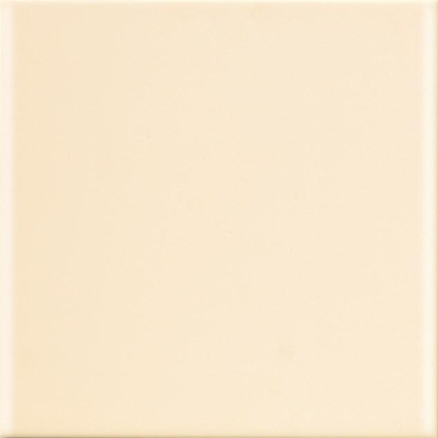 Arredo Vægflise Color Crema Mat 200x200 mm