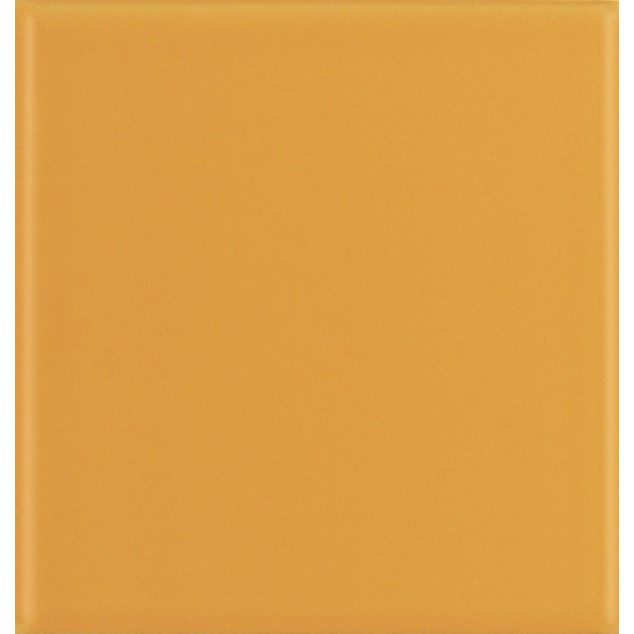 Arredo Vægflise Color Ocre Mat 200x200 mm
