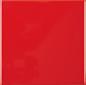 Arredo Vægflise Color Rojo Cristalina Blank 200x200 mm