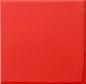 Arredo Vægflise Color Rojo Liso Brillo 150X150 mm