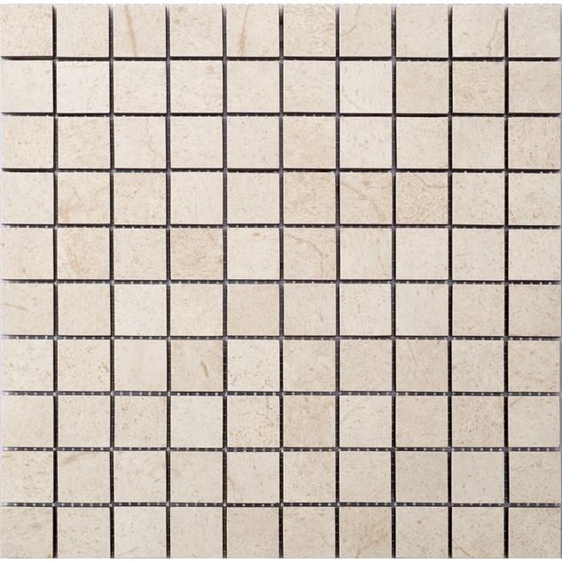 Arredo Klinker Earthtone Pole Mosaic 28x28 mm