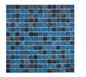 Arredo Glasmosaik Blue/Gold 20x20 mm (325x325)