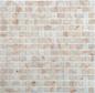 Arredo Glasmosaik White/Gold 20x20 mm (325x325)
