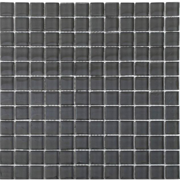 Arredo Krystalmosaik Blank 23x23x8 mm Grå