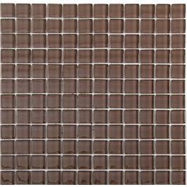 Arredo Krystalmosaik Blank 23x23x8 mm Brown