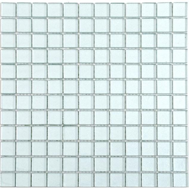 Arredo Krystalmosaik Blank 23x23x8 mm Silver