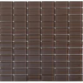 Arredo Krystalmosaik Blank 23x48x8 mm Brown