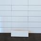 Arredo Vægflise Polar Hvid Blank 100x300 mm