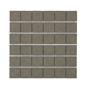 Arredo Klinker Quartz Brown Mosaic 48x48 mm