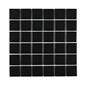 Arredo Klinkermosaik Titan Black Mat 48x48 mm (303x303)