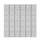Arredo Klinkermosaik Titan Grey Mat 48x48 mm (300x300)