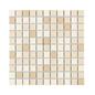 Arredo Klinkermosaik Titan Mix Beige Mat 25x25 (300x300)