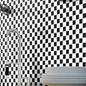 Arredo Klinkermosaik Titan Mix Black/White Mat 25x25 mm (300x300)