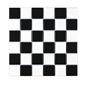 Arredo Klinkermosaik Titan Mix Black/White Mat 48x48 mm (303x303)