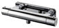 Brusebatteri Tapwell SK New 168 Krom