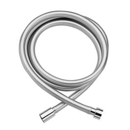 Tapwell Bruseslange ZFLO 031 PVC Sølvmetal