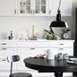 Køkkkenarmatur Tapwell EVO185 med Udtrækstud Messing