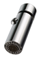Tapwell Luftblander med drejehoved (perlator) ZDOC 097 Krom