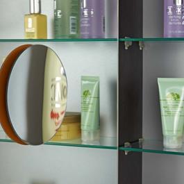Dansani Makeup-spejl (x5)