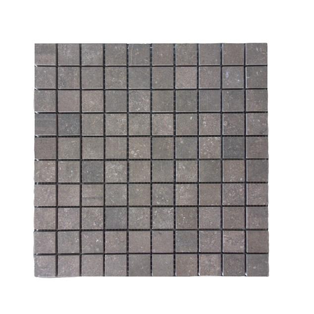 Mosaik Ceramiche Keope Back brown Mosaik 27x27mm (300x300mm)