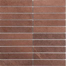Arredo Klinker Anderstone Brown Mosaik 28x148 mm (298x298)