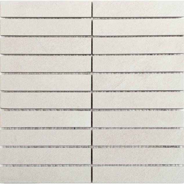 Arredo Klinker Anderstone Ivory Mosaik 28x148 mm (300x300)