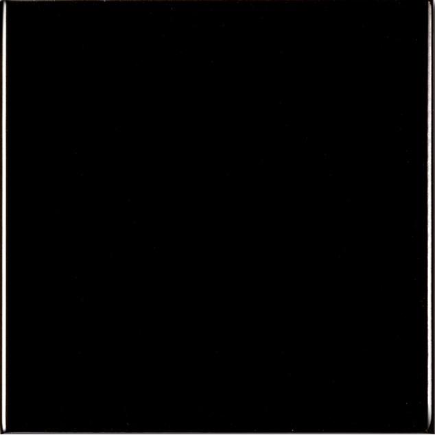 Arredo Vægflise Color Negro Blank 150x150 mm