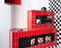 Arredo Vægflise Color Rojo Blank 100x300 mm