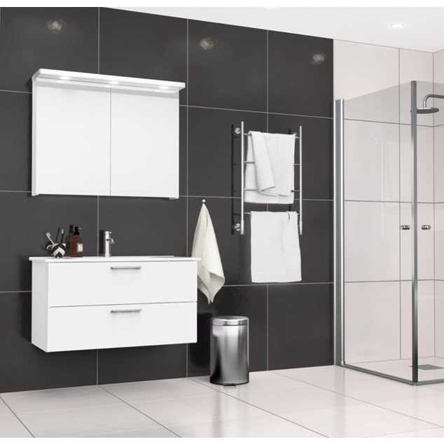 Arredo Klinker Fojs Collection Black glossy 600x600 mm