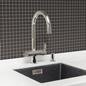 Arredo Fojs Collection Steel mosaic matt 25x25 mm (298x298)