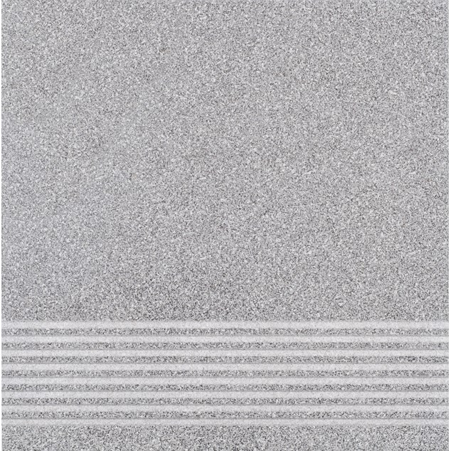 Arredo Klinker Gres Kallisto K10 Grafit 297x297 mm Trappeforkant