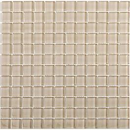 Arredo Krystalmosaik Blank 23x23x8 mm Beige
