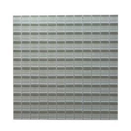 Arredo Krystalmosaik Blank 23x23x8 mm Light Grey