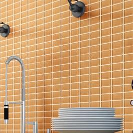 Arredo Krystalmosaik Blank 23x48x8 mm Copper