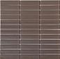 Arredo Krystalmosaik Blank 23x98x8 mm Brown