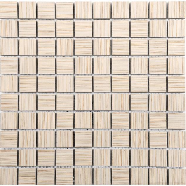 Arredo Klinker Silk Beige 28x28 mm (300x300)
