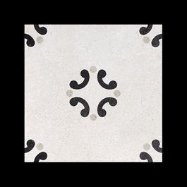 Klinker Fioranese Cementine Black & White nr. 3 200X200 mm