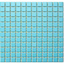 Arredo Mosaik Palette Blue 25x25 mm (300x300)