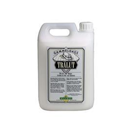 Gammeldags Trælud Hvid 2,5 liter