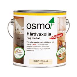 Osmo Hårdvoksolie 3062 Originalet Mat 0,375 L