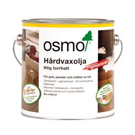 Osmo Hårdvoksolie 3041 Pigmenteret Natur  - 0,125 L