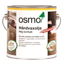 Osmo Hårdvoksolie 3071 Pigmenteret Honning - 0,125 L